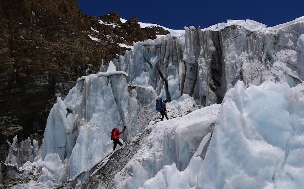 himlung glacier