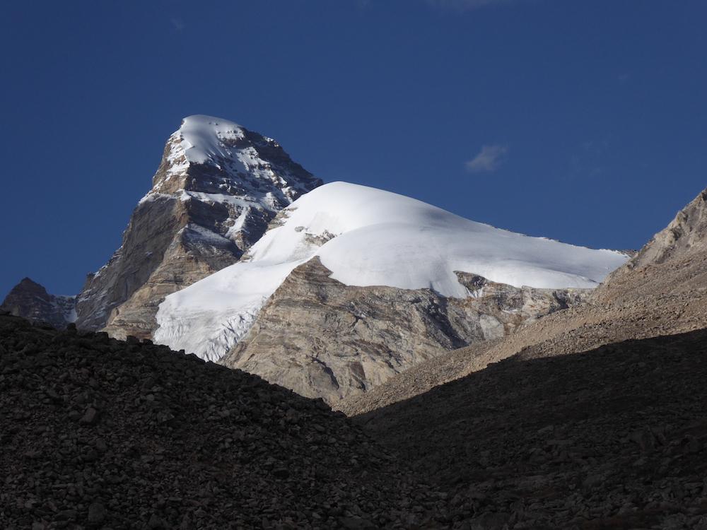 Danphe shail mountain