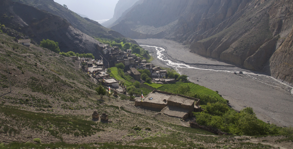 Bon village Lubra