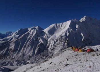 mountain nepal